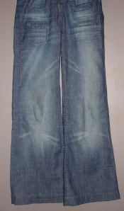 Jeans pattes d'eph Sandro